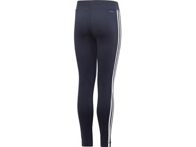 ADIDAS Kinder Training Equipment 3-Streifen Tight Schwarz