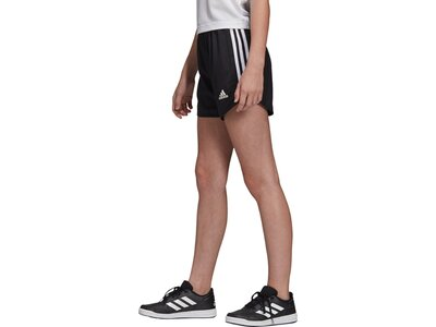ADIDAS Kinder Equipment lange Shorts Schwarz