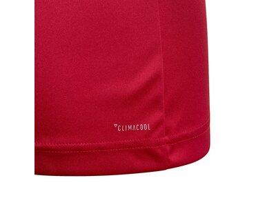 ADIDAS Kinder T-Shirt Equipment Rot