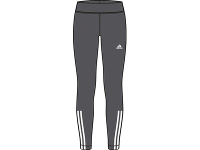 ADIDAS Kinder Tight TR REV Grau