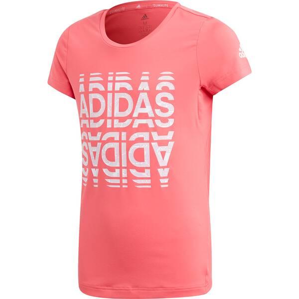 ADIDAS Kinder T-Shirt Font
