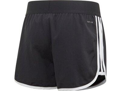 ADIDAS Kinder Marathon Shorts Schwarz