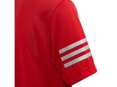 ADIDAS Kinder T-Shirt Run Rot
