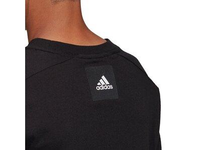 ADIDAS Kinder Shirt ID Schwarz