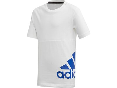 ADIDAS Kinder Must Haves Badge of Sport T-Shirt Weiß