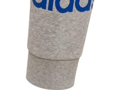 ADIDAS Kinder Must Haves Badge of Sport Fleecehose Silber