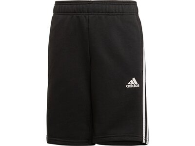 ADIDAS Kinder Must Haves 3-Streifen Shorts Grau
