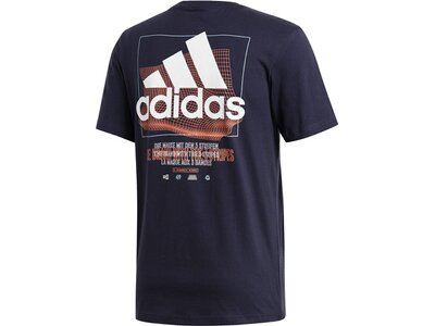 ADIDAS Herren Shirt MH BOS Schwarz