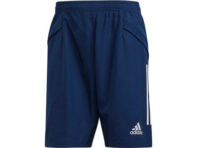 adidas Herren Condivo 20 Downtime Shorts Blau