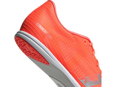 ADIDAS Herren Leichtathletikschuhe distancestar Orange