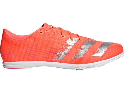 ADIDAS Herren Leichtathletikschuhe distancestar Orange