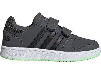 ADIDAS Kinder VS Hoops 2.0 Schuh Grau