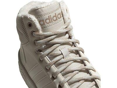 ADIDAS Herren Basketballschuhe HOOPS 2.0 MID Silber