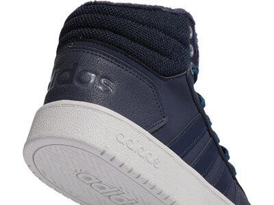 ADIDAS Damen Basketballschuhe HOOPS 2.0 MID Grau