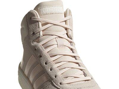 ADIDAS Damen Basketballschuhe HOOPS 2.0 MID Silber