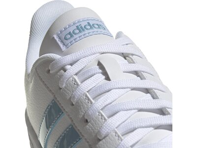 ADIDAS Damen Tennisindoorschuhe GRAND COURT Pink