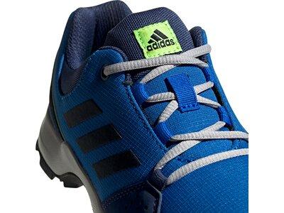 adidas TERREX Kinder HYPERHIKER LOW WANDERSCHUHE Blau