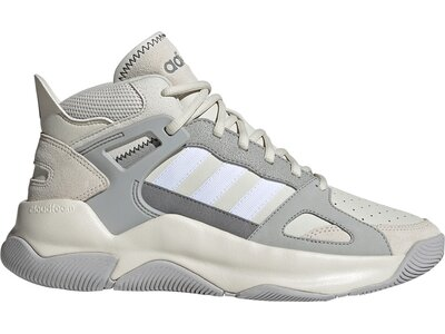 ADIDAS Herren Basketballschuhe STREETSPIRIT Silber