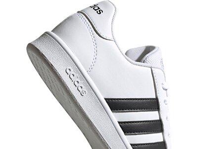ADIDAS Kinder Sneaker Grand Court Grau