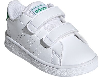 adidas Kinder Advantage Schuh Pink