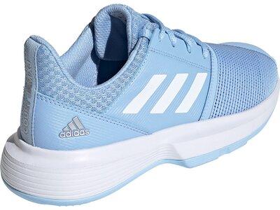 ADIDAS Kinder CourtJam Schuh Blau