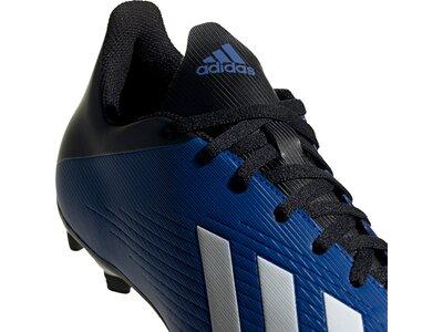 ADIDAS Herren Fußball-Rasenschuhe X 19.4 FxG Blau