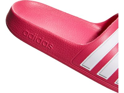 adidas Kinder Aqua Adilette Rot