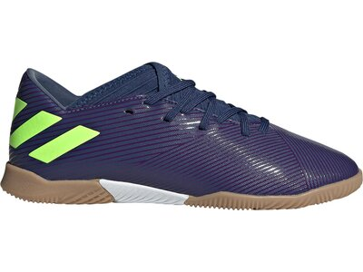 ADIDAS Fußball - Schuhe Kinder - Halle NEMEZIZ Messi 302 Redirect 19.3 IN Halle J Kids Grau