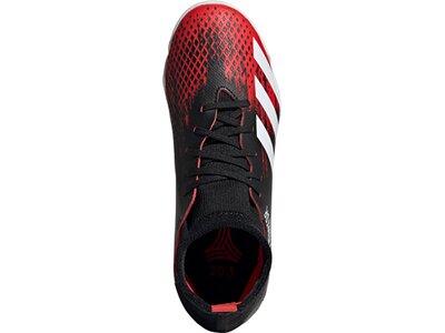 adidas Kinder Predator 20.3 IN Fußballschuh Rot