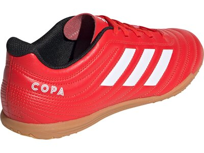 ADIDAS Herren Fußball-Hallenschuhe COPA 20.4 IN Rot