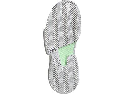 ADIDAS Damen SoleCourt Schuh Silber