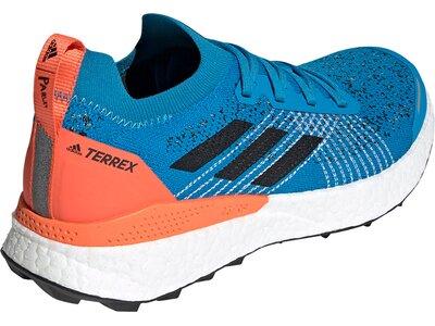 adidas Herren TERREX Two Ultra Parley Trailrunning-Schuh Rot
