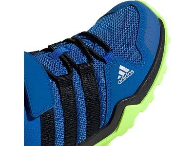 adidas TERREX Kinder AX2R VELCRO HIKING SHOES Blau