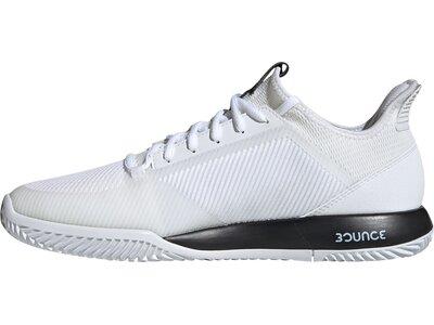 adidas Herren Adizero Defiant Bounce 2 Schuh Schwarz