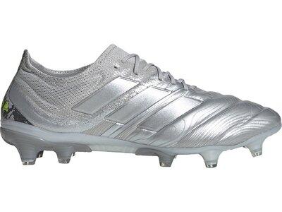 ADIDAS Fußball - Schuhe - Nocken COPA Uniforia 20.1 FG Grau