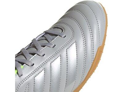 ADIDAS Herren Fußballschuhe COPA 20.4 IN Silber