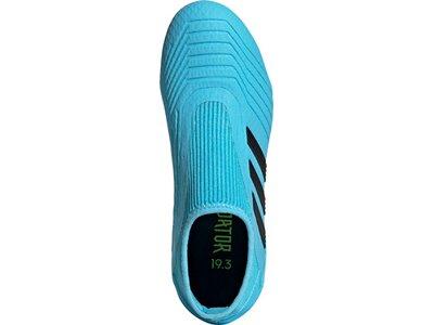 ADIDAS Kinder Fußballschuhe Predator 19.3 FG Blau