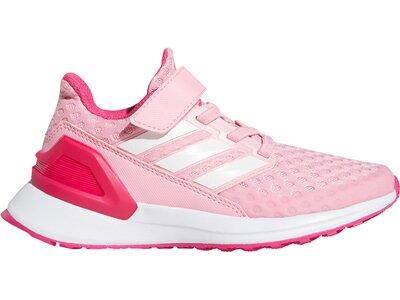 ADIDAS Kinder Laufschuhe RapidaRun EL pink