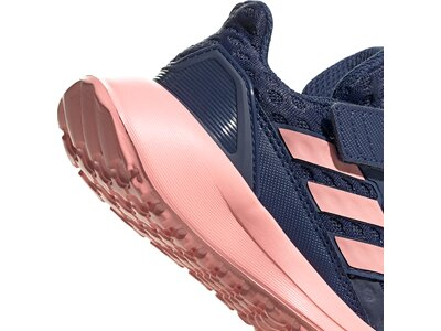 ADIDAS Kinder Laufschuhe RapidaRun EL I Pink