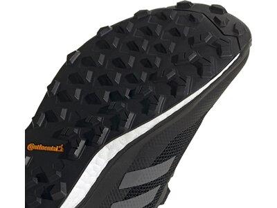 adidas Damen TERREX Agravic Flow GORE-TEX Trailrunning-Schuh Schwarz