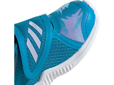 ADIDAS Kinder Laufschuhe FortaRun X Frozen CF I Blau