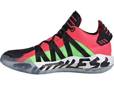 adidas Dame 6 Schuh Pink