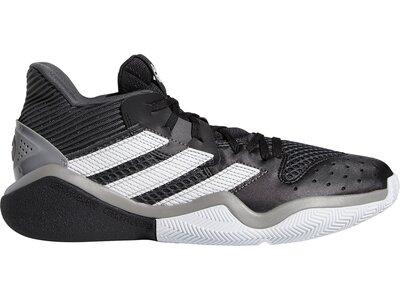 adidas Harden Stepback Bounce Basketballschuhe Grau
