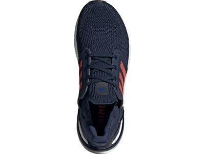 adidas Herren Ultraboost 20 Primeblue Sport Laufschuhe Grau