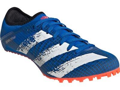 ADIDAS Herren Leichtathletikschuhe sprintstar m Blau