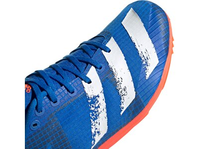 ADIDAS Herren Leichtathletikschuhe distancestar Blau