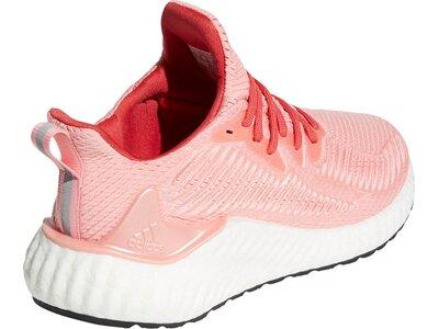 adidas Damen Alphaboost Schuh pink