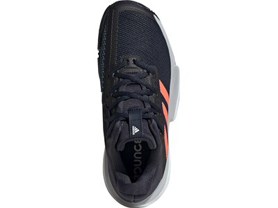 adidas Damen SoleMatch Bounce Clay Court Schuh Pink