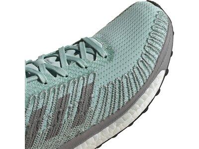 ADIDAS Damen Laufschuhe Solarboost ST 19 Silber