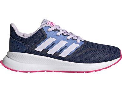 adidas Kinder Runfalcon Schuh Blau